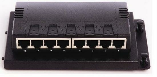Hills Home Hub HES Ethernet Switch