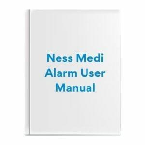 Ness Medi Alarm User Manual
