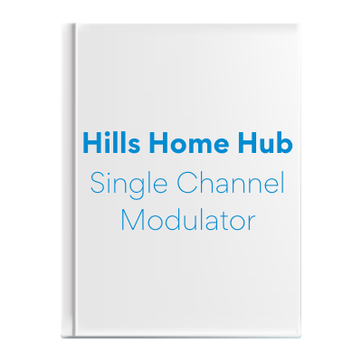 Single Channel Modulator