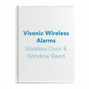 Wireless Door/Window Reed