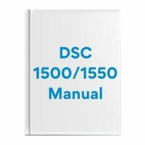 DSC 1500/1550 Manual