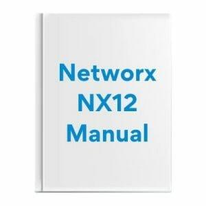 Networx NX12 Manual