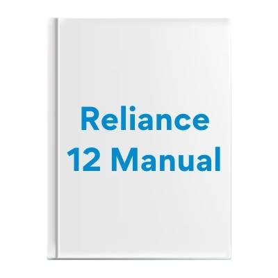 Reliance 12 Manual