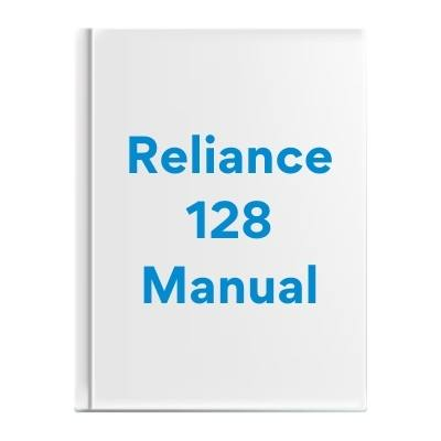 Reliance 128 Manual