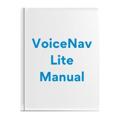 VoiceNav Lite Manual